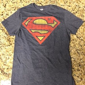 Girl's Superman tee